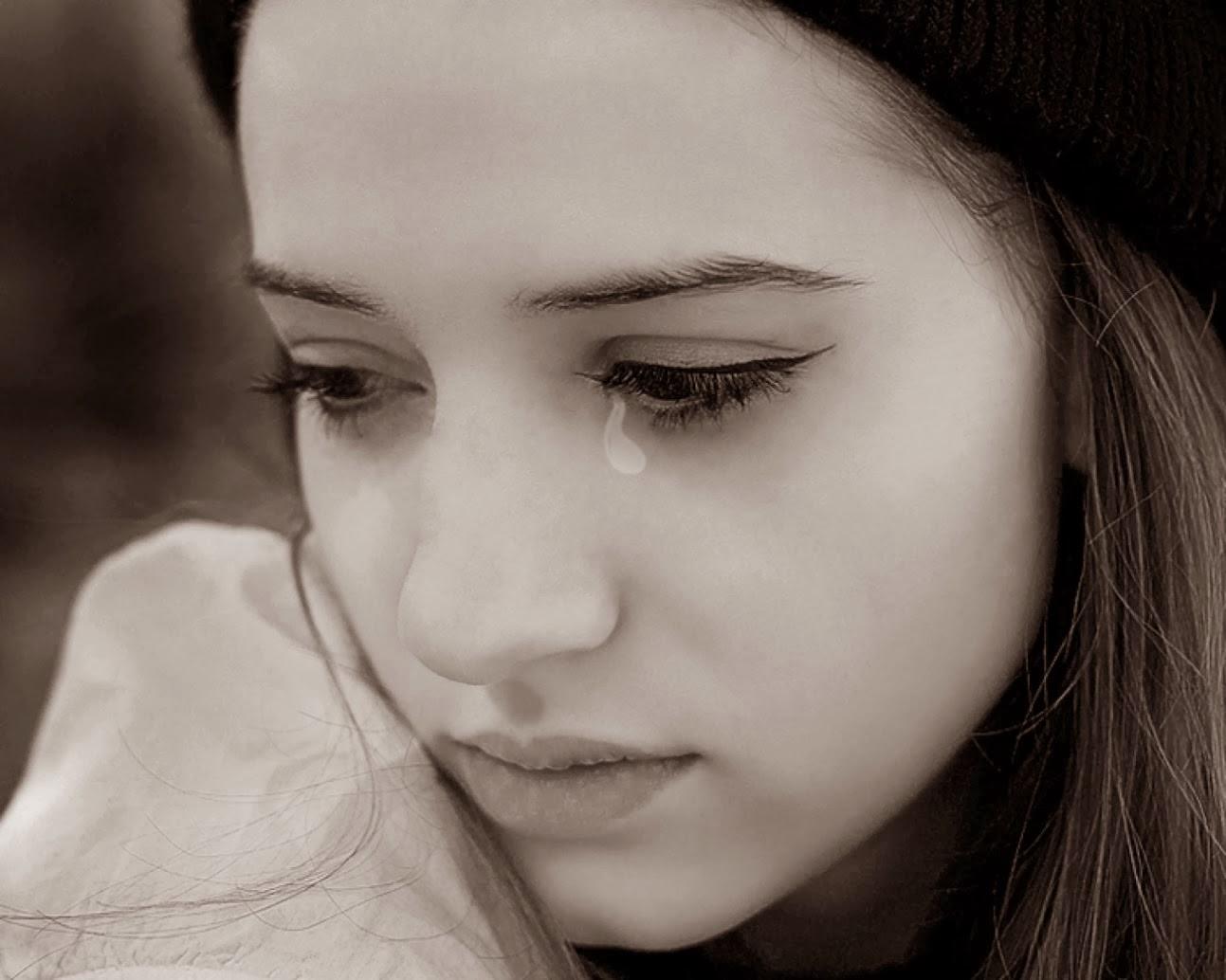 صورة صور بنات حزينه , بنات حزينه ومكتئبه