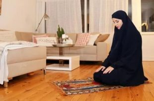 صورة تفسير حلم الصلاة للمتزوجة , راية الصلاة فى المنام