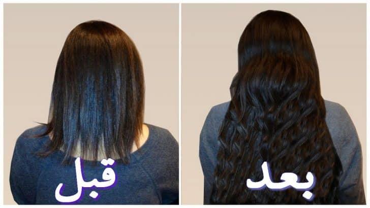 صورة وصفات لتطويل الشعر , وصفات مجربه لتطويل الشعر