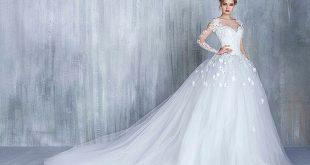 صور فساتين افراح , اجمل وارقي الفساتين