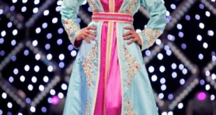 بالصور قفطان عصري , رداء العروس المغربيه 2838 12 310x165