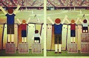 صور الفرق بين العدل والمساواة , العدل والمساواه والتفرقه بينهم