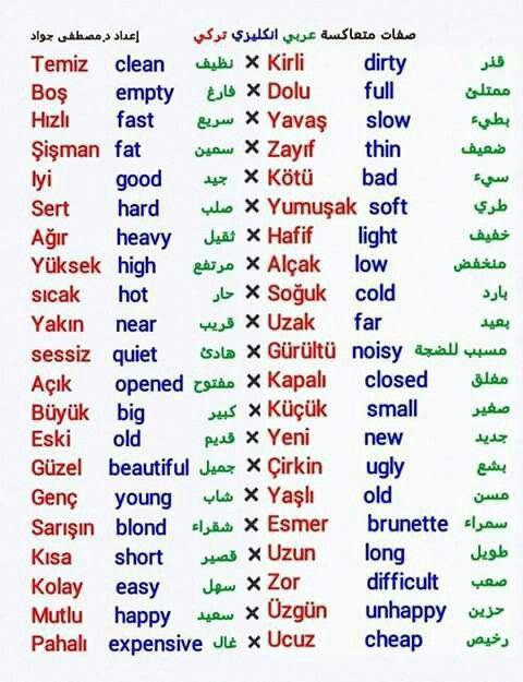صوره تعلم تركي , اسهل الطرق لتعلم اللغه التركيه