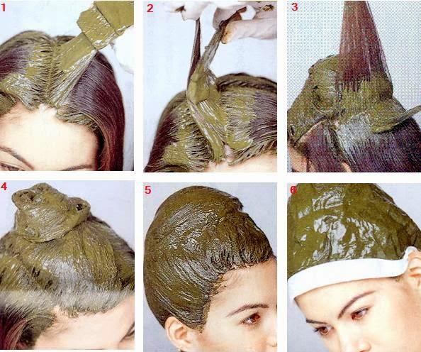 صور حنة الشعر , فوائد الحنه للشعر