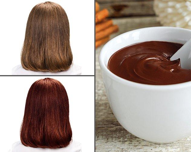 صور صبغات شعر طبيعية , انواع مختلفه من صبغات الشعر الطبيعيه