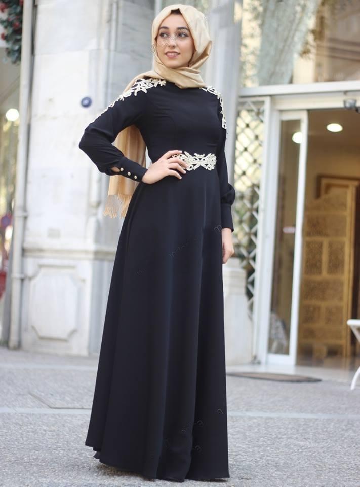 صورة لبس محجبات , احدث الاستايلات في لبس المحجبات