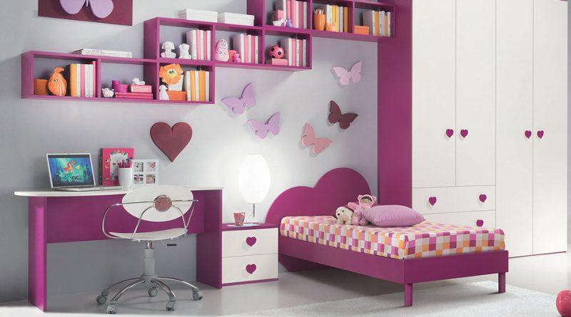 صورة ديكورات غرف نوم اطفال , احدث تصاميم غرف النوم للاطفال