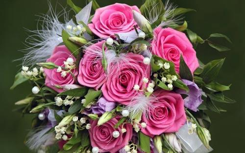 صورة اجمل بوكيه ورد فى الدنيا , اروع الاشكال لبوكيه الورد