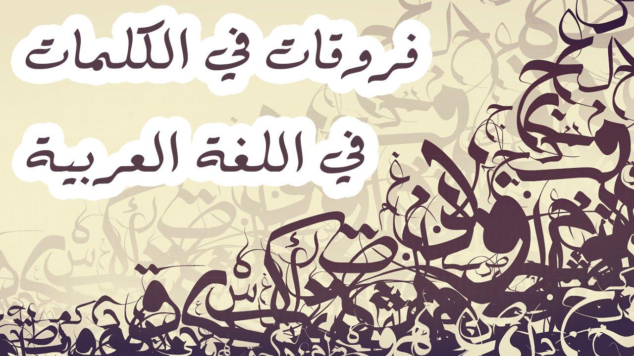 بالصور معاني الكلمات العربية , المعجم العربي وشرح معاني الكلمات 3220