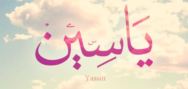 صورة معنى اسم ياسين , ما المقصود بكنيه ياسين