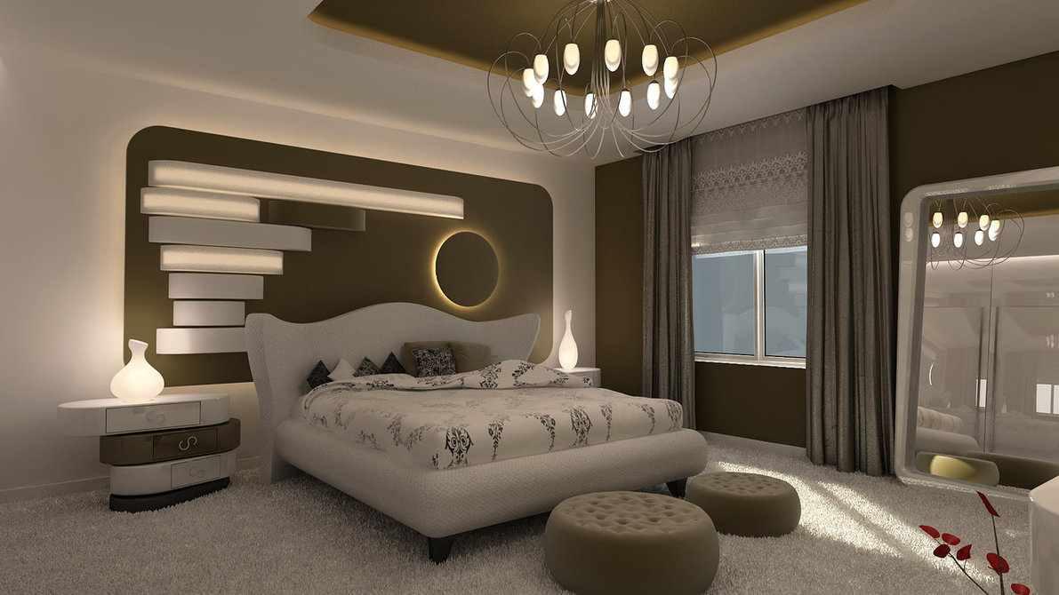 صورة ديكورات غرف نوم للعرسان