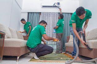 صورة شركة تنظيف منازل بالرياض , الشركات المسؤله عن النظافه بالرياض