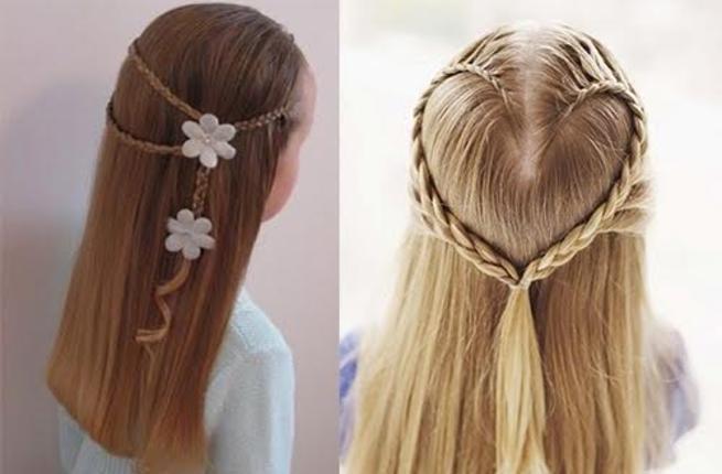 صورة صور تسريحات شعر , اسهل تسريحات الشعر بالصور