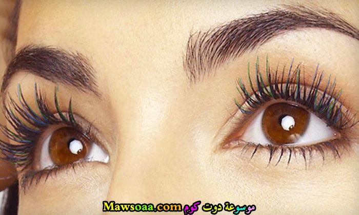 صورة صور عيون عسليه , جمال اللون العسلى