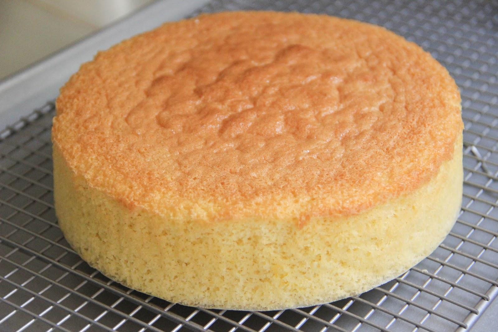 صورة طريقه عمل الكيكه الاسفنجيه , اسهل طريقة عمل كيك