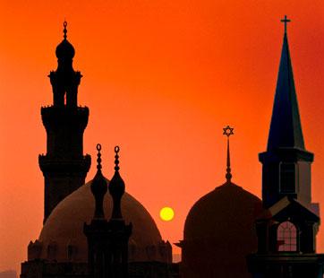 صورة التعايش بين الاديان , كيفيه التكيف مع الاديان المختلفة