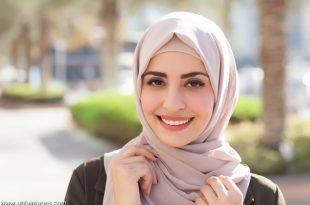 صورة اجمل الصور الشخصية للفيس بوك للبنات المحجبات , بنات محجبات بخلفية متميزة ورائعو