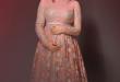 بالصور فساتين سهرة للحوامل , اجمل اطلاله للسيدات الحوامل في الحفلات 1582 5 110x75