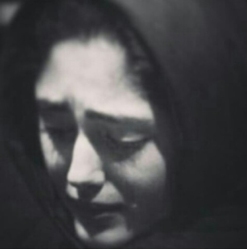 صور صور بنات محجبات حزينه , صور تدل على الانكسار والياس