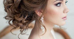 صورة تسريحه عروس , تسريحات تناسب العروسه