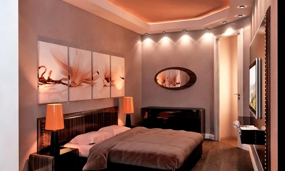 صورة اجمل ديكورات غرف النوم , غرف نوم مودرن