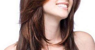 بالصور قصات شعر مدرج متوسط , اجمل قصات للشعر المدرج 3470 11 310x165