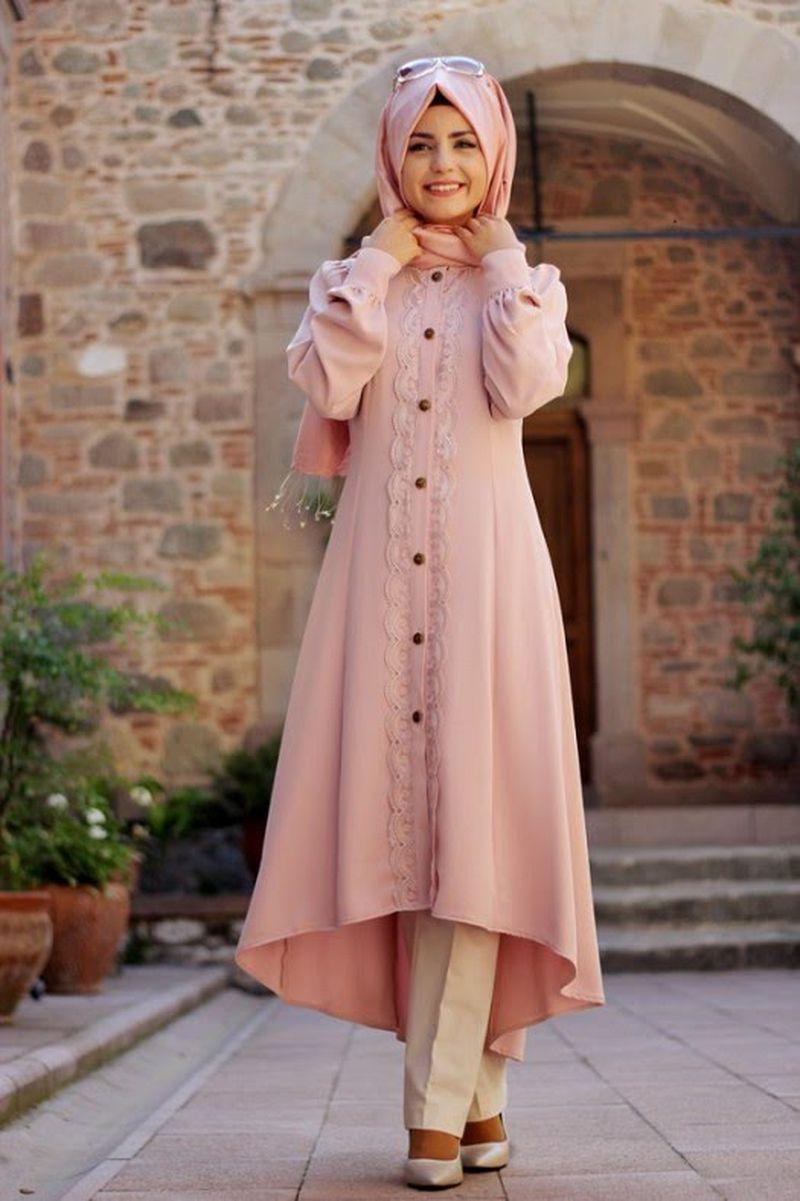 بالصور لباس المحجبات , اجمل ملابس المحجبات 3560 10