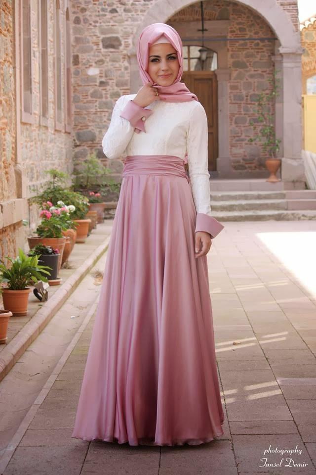بالصور لباس المحجبات , اجمل ملابس المحجبات 3560 11
