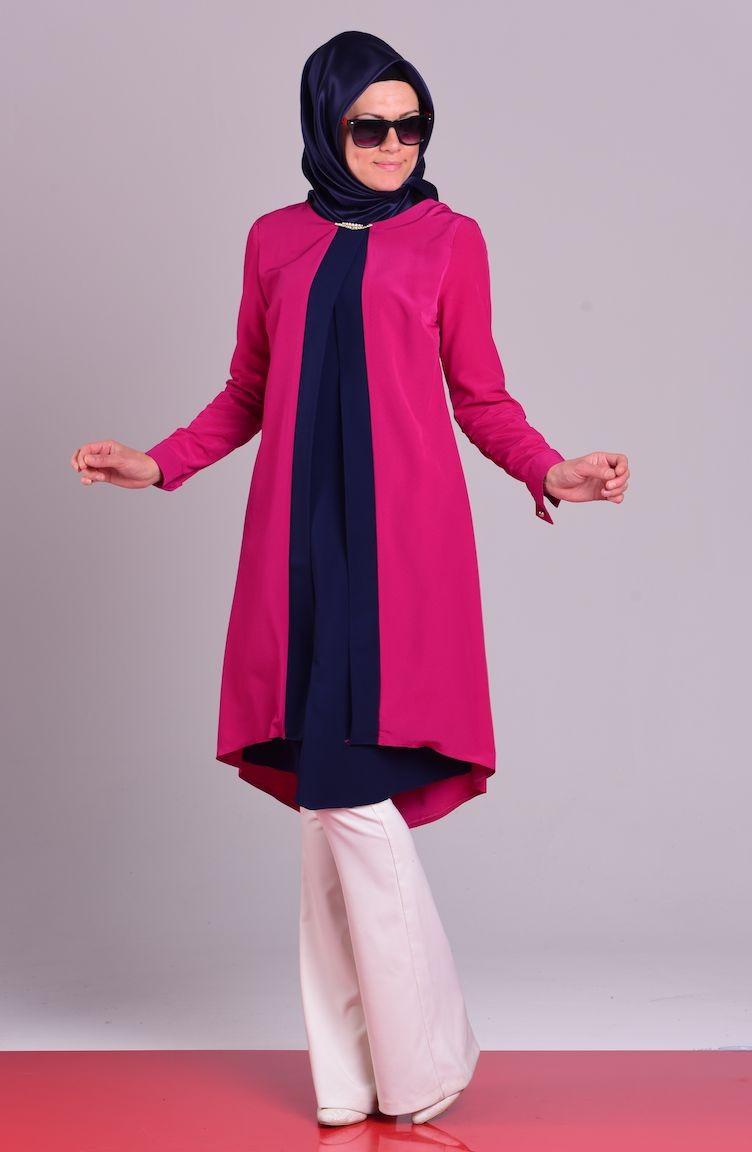 بالصور لباس المحجبات , اجمل ملابس المحجبات 3560 7