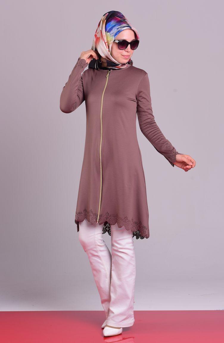 بالصور لباس المحجبات , اجمل ملابس المحجبات 3560 8