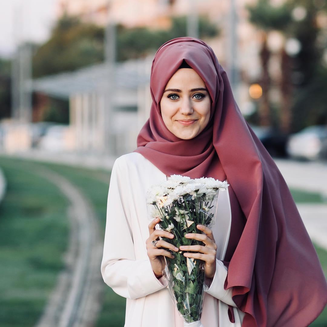بالصور صورجميلة بنات محجبات , اجمل موضه للملابس المحجبات 3573