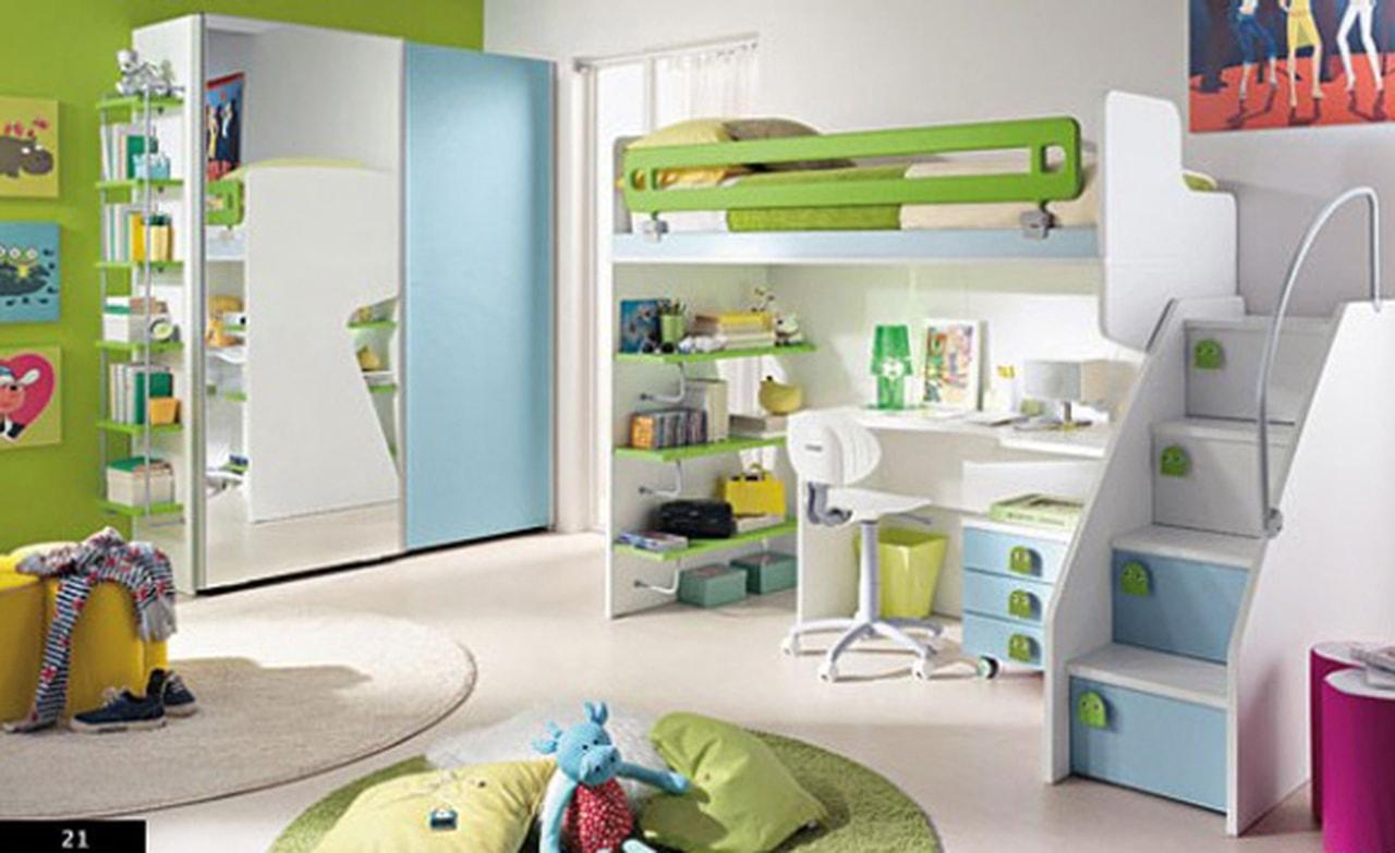 غرف نوم اطفال اولاد تصاميم غرف اطفال اولاد خواطر