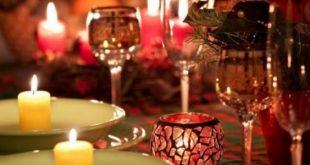 صورة عشاء رومانسي في البيت , اجواء رومانسيه بين الازواج