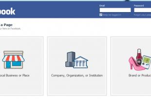 بالصور كيف اعمل فيس بوك , طريقه صنع حساب للفيس بوك 4222 1 310x205