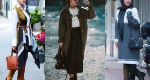 بالصور صور ملابس محجبات , تشكيلات جميله للباس المحجبات 4229 10 310x165