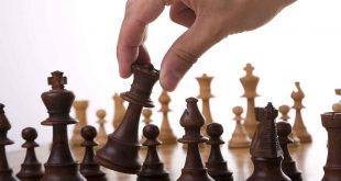 كيف تلعب الشطرنج , لعبه التركيز و التفكير