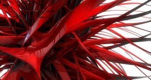 صورة خلفية حمراء , اللون الاحمر رمز لعيد الحب