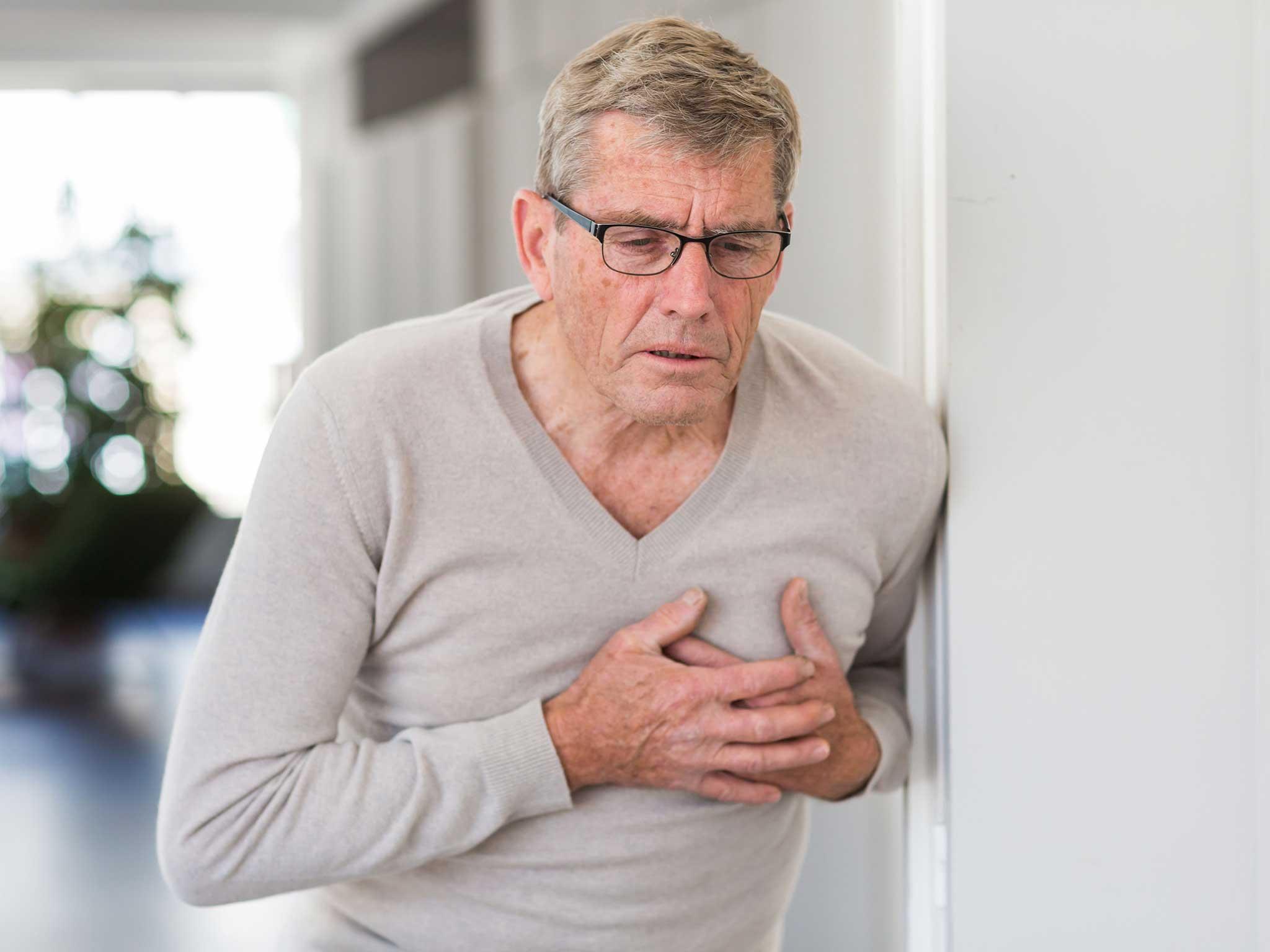 بالصور اعراض الذبحة الصدرية , اسباب وعلاج الذبحه الصدريه 3282 1