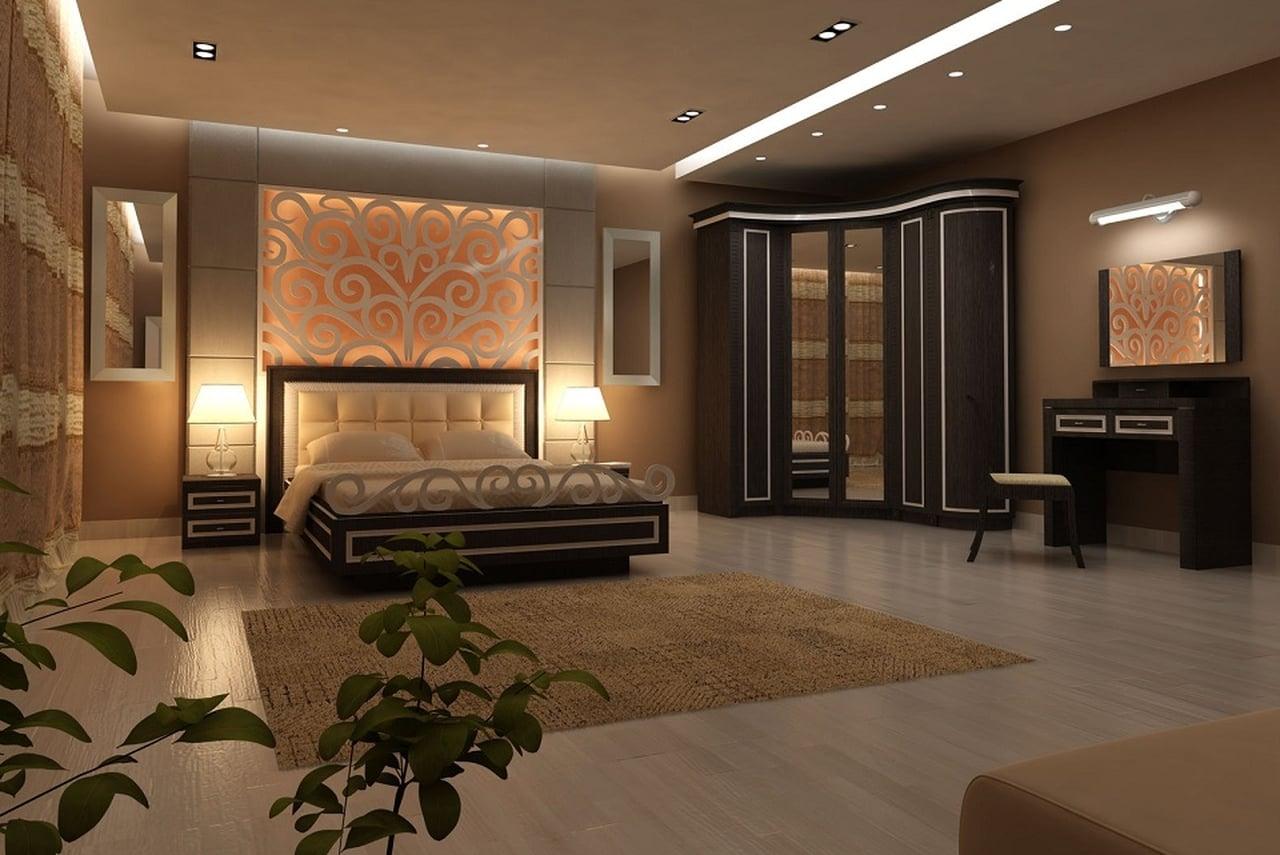بالصور اجمل ديكورات غرف النوم , غرف نوم مودرن 3389 1