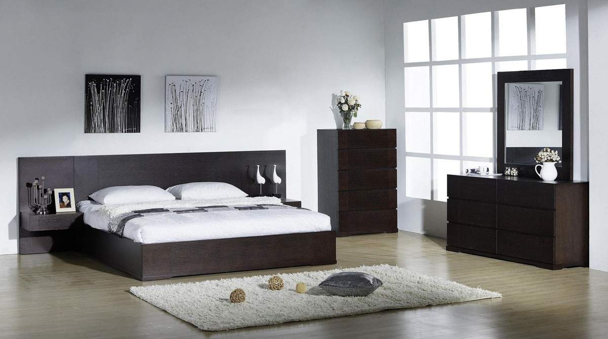 بالصور اجمل ديكورات غرف النوم , غرف نوم مودرن 3389 4