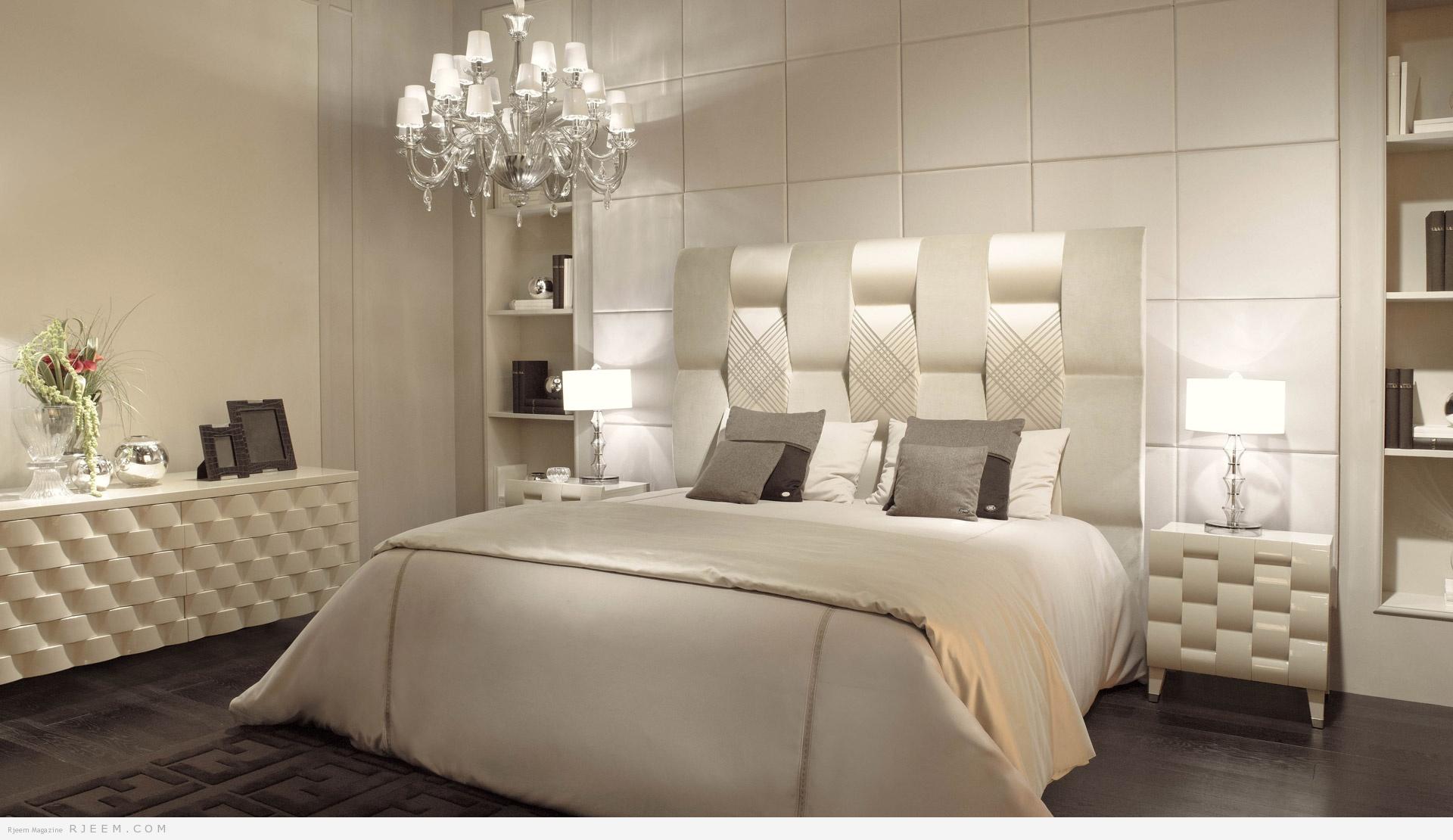 بالصور اجمل ديكورات غرف النوم , غرف نوم مودرن 3389 7