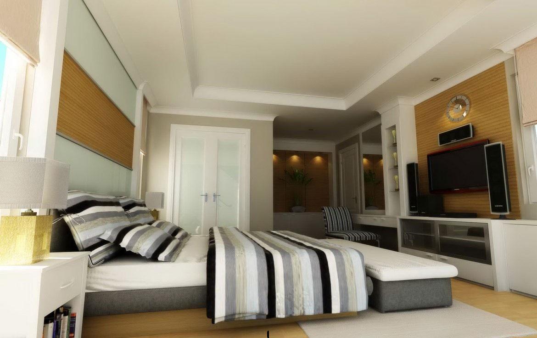 بالصور اجمل ديكورات غرف النوم , غرف نوم مودرن