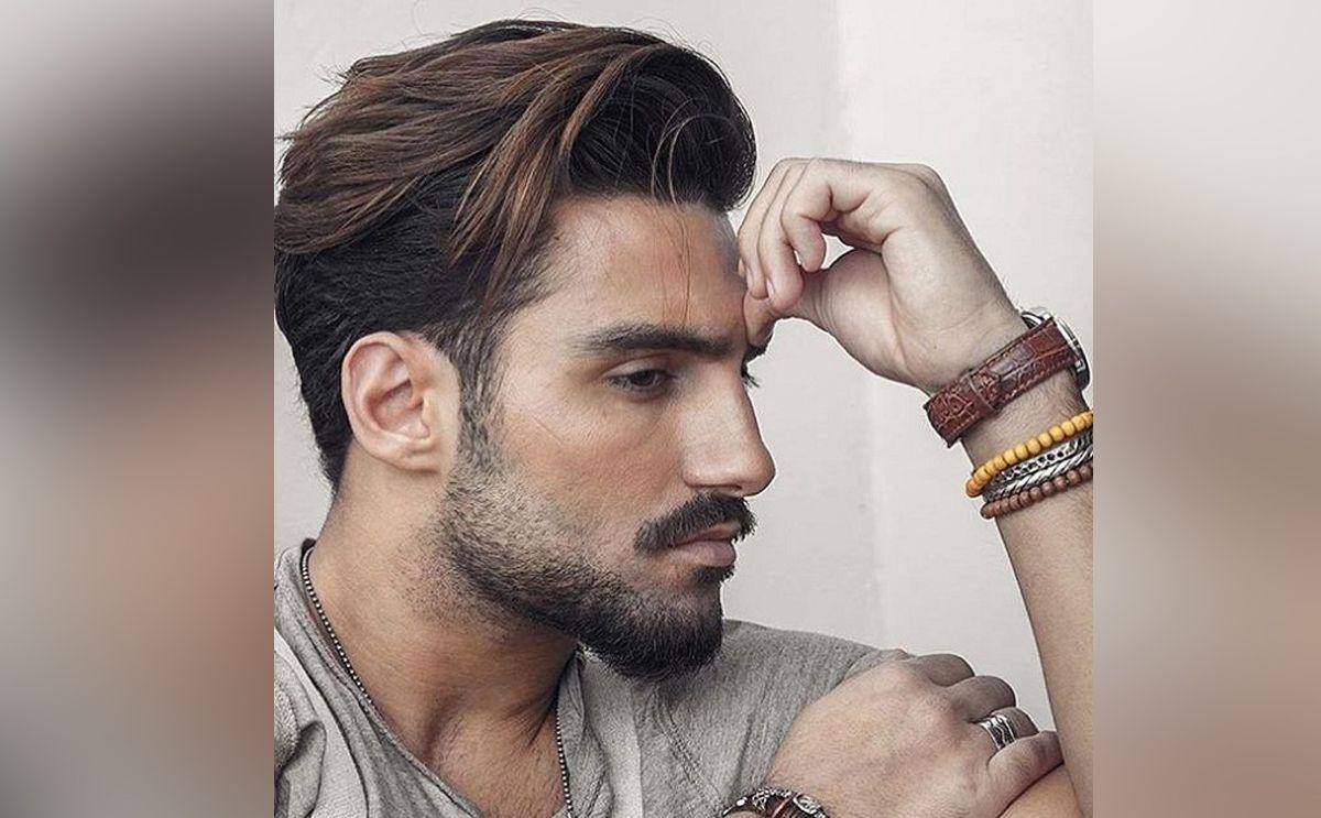 بالصور صور قصات شعر رجالي , اشيك قصات شعر للرجال 3507 7