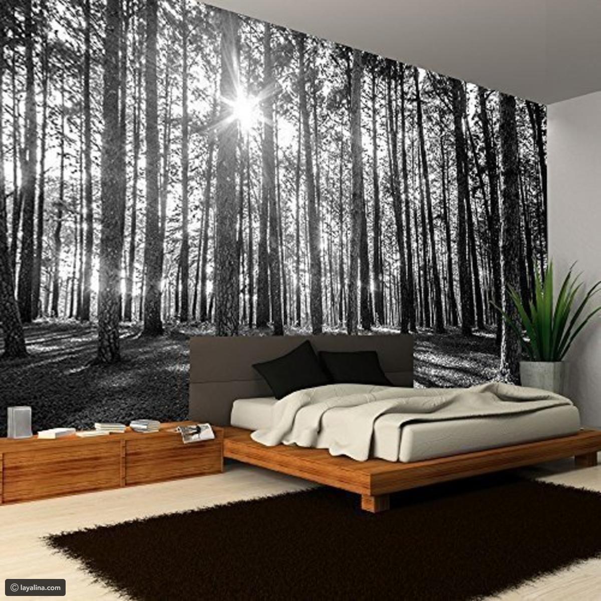 بالصور ورق جدران للمجالس , اشكال ورق جدران للمنزل 3515 3
