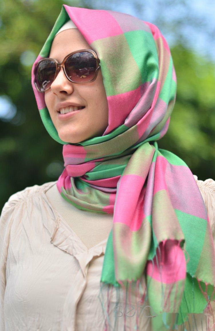 بالصور صورجميلة بنات محجبات , اجمل موضه للملابس المحجبات 3573 1