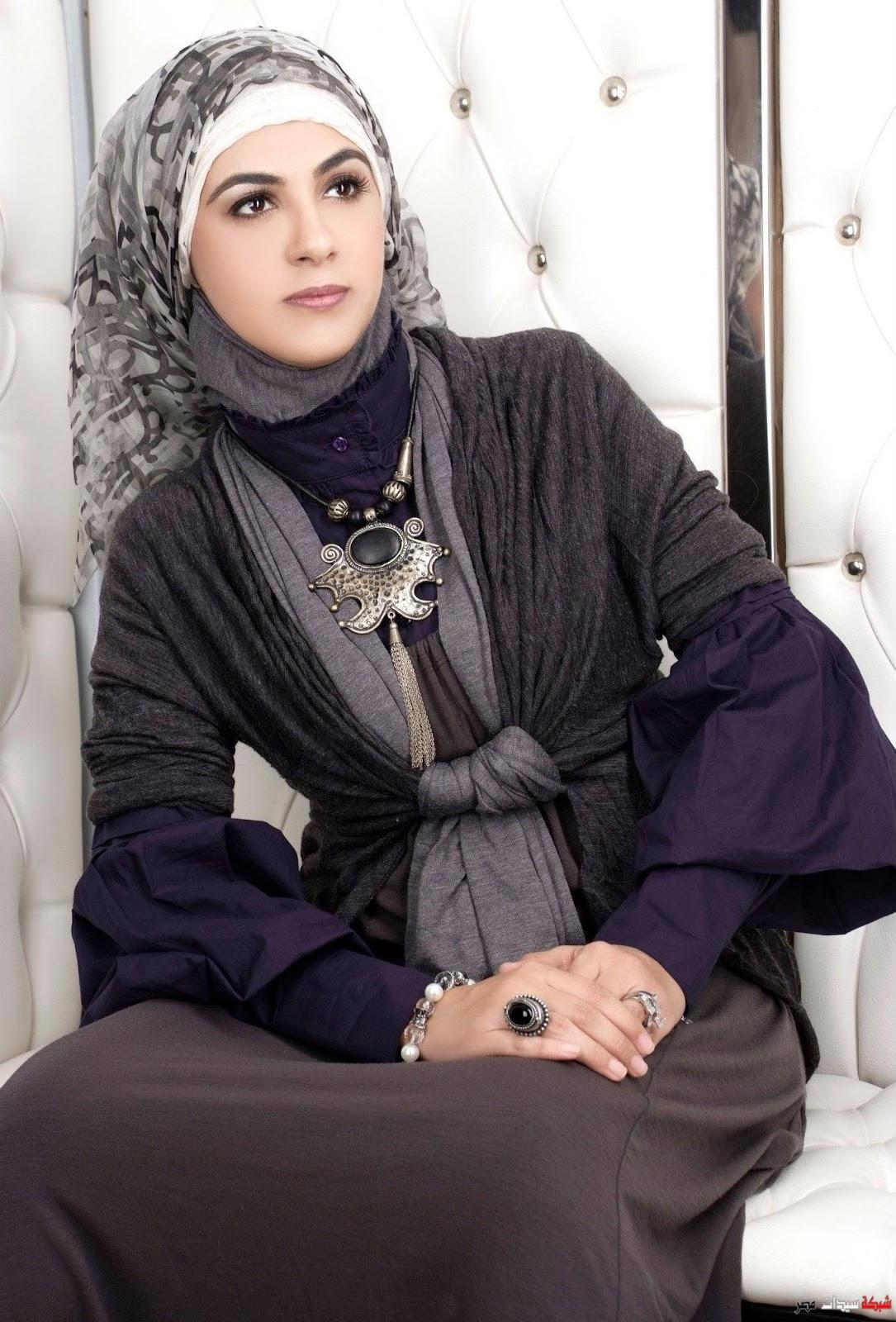 بالصور صورجميلة بنات محجبات , اجمل موضه للملابس المحجبات 3573 2