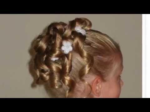 بالصور صور تسريحات اطفال , اشيك تسريحات شعر للاطفال 262 2