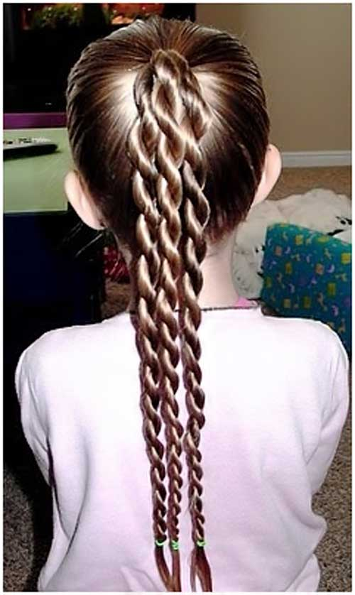 بالصور صور تسريحات اطفال , اشيك تسريحات شعر للاطفال 262 5