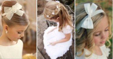 بالصور صور تسريحات اطفال , اشيك تسريحات شعر للاطفال 262 7