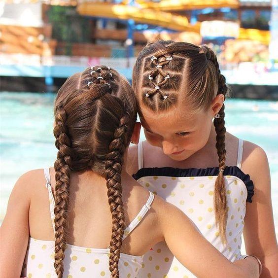 بالصور صور تسريحات اطفال , اشيك تسريحات شعر للاطفال 262 8
